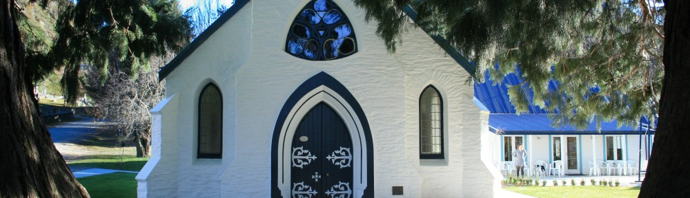 Presbyterian Church Arrowtown