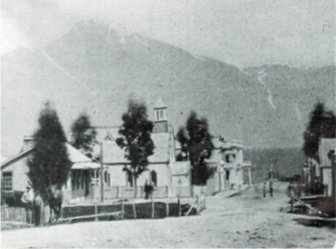 St Andrew's Church circa. 1880